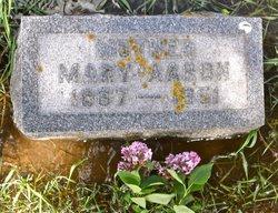 Mary Alberts Aaron