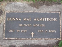 Donna Mae Armstrong