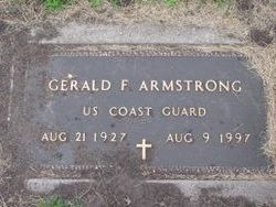 Gerald Francis Armstrong