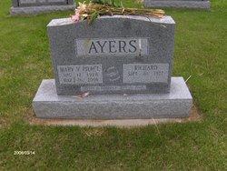 Mary V. <i>Pierce</i> Ayers