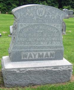 John W. Wayman