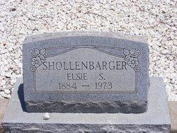 Elsie <i>Sears</i> Shollenbarger