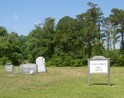 Isaac B Goodwin Family Cemetery