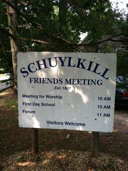 Schuylkill Friends Meeting Cemetery
