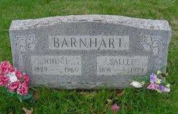 Sally Sallee <i>Sprowls</i> Barnhart