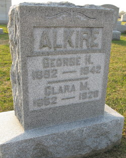 Clara Margaret <i>Rector</i> Alkire