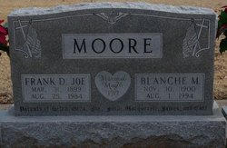 Blanche M. <i>Haas</i> Moore