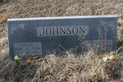Lizzie <i>Loder</i> Johnson