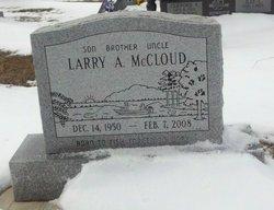 Larry Allen McCloud