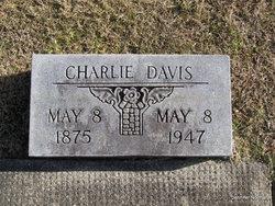 Charlie W Davis