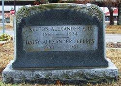 Dr Keeton Alexander