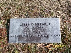 Jesse D French