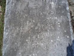 Mary Jane <i>Allen</i> Bishop