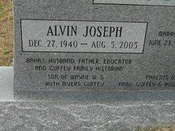 Alvin Joseph Joe Guffey