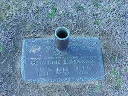 Geraldine Elizabeth Armiger