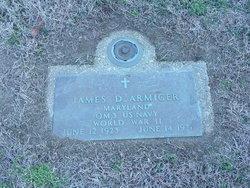 James Donald Armiger