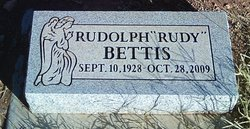 Rudolph Rudy Bettis
