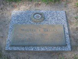 Warner E Kallio