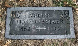 Lucy C. <i>Calbreath</i> Betzer