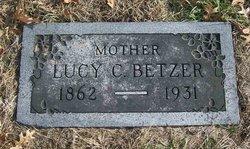 Lucy C. <i>Calbreath</i> Betzer