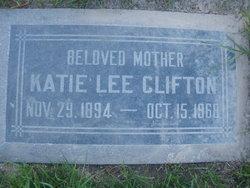 Katie Lee <i>Stigleman</i> Clifton