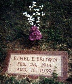 Ethel Eldora Brown
