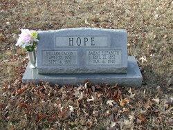 William Calvin Hope
