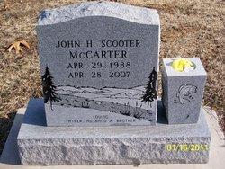 John Henry Scooter McCarter