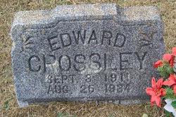 Edward Crossley
