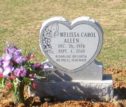 Melissa Carol Allen