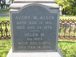 Avery M. Allen
