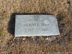 Gladys Louise <i>Cleer</i> Troop