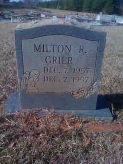 Milton Raynond Grier