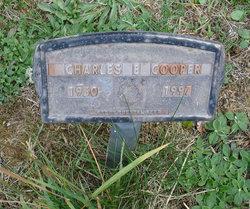 Charles E Cooper, Sr