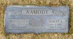 Albert louis Aamodt