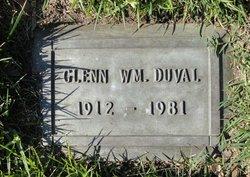 Glenn William Duval