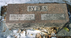 Leland John Byers