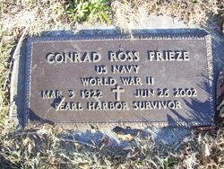 Conrad Ross Frieze