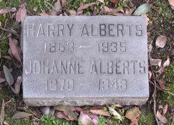 Harry Alberts