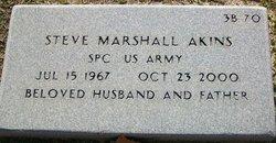 Steve Marshall Akins