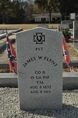 Pvt James W. Flynt