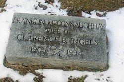 Franklin <i>McConnaughhay</i> Ingels