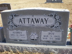 Audrey Attaway
