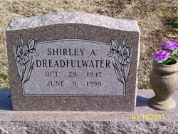 Shirley A Dreadfulwater