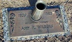 Amy K Wilburn