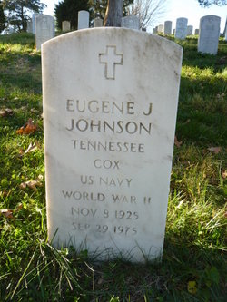 Eugene J Johnson