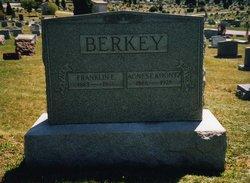 Agnes <i>Koontz</i> Berkey