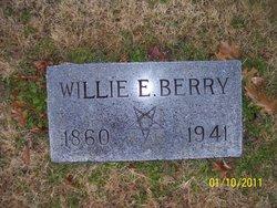 Willie Emma <i>Perry</i> Berry