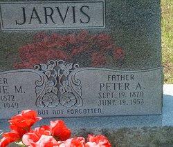 Peter Alexander Jarvis