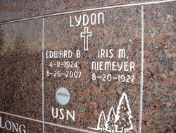 Iris M <i>Niemeyer</i> Lydon